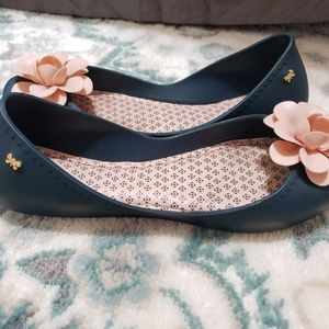 Zaxy Shoes - Zaxy Ballet Jelly Flats